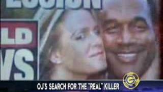 OJ Search for the real killer