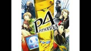 Persona 4 - Muscle Blues