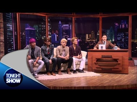 Tonight Show - Boyband S4