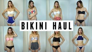 Summer Try On Bikini Haul   berriebarely