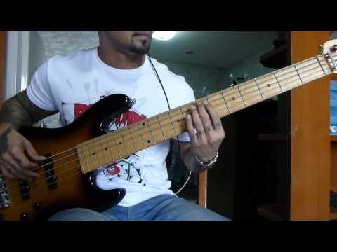 Where Have You Been - Rihanna ( Bass Guitar Cover )