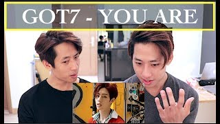 Got7 - you are mv reaction 갓세븐