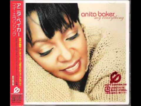 Youre My Everything  Anita Baker