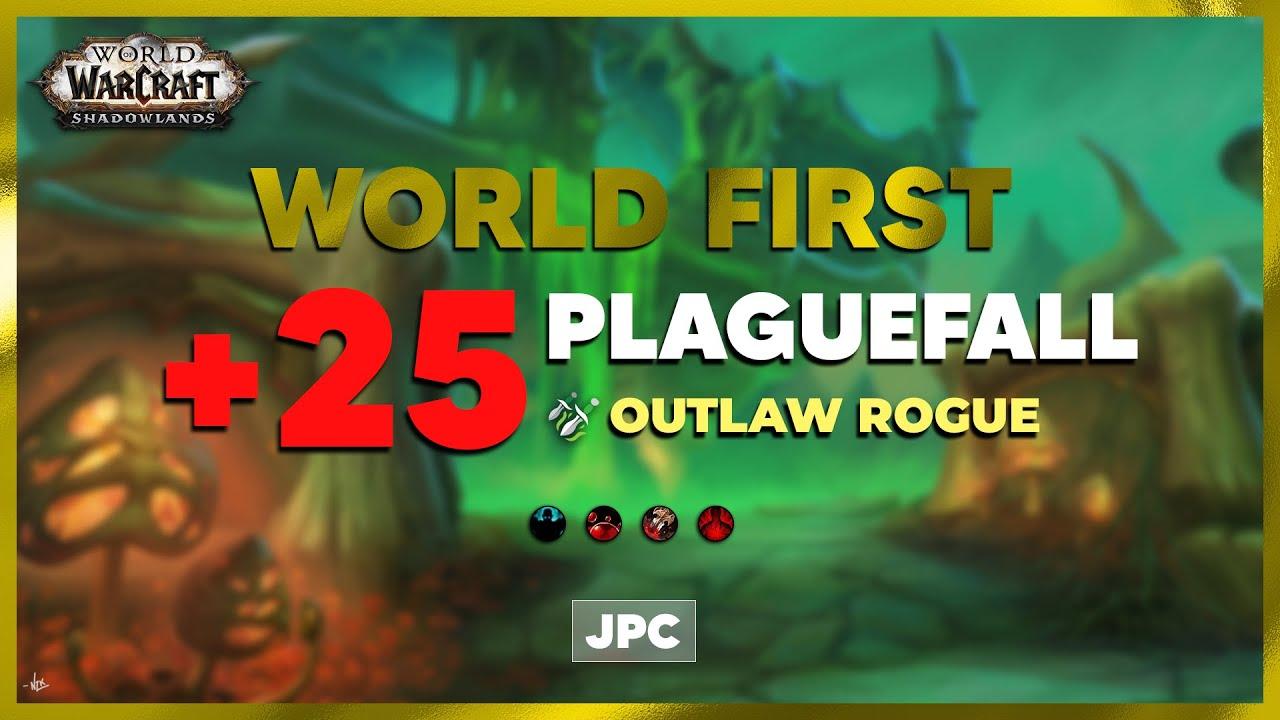 Download WORLD FIRST +25 Plaguefall | JPC PoV