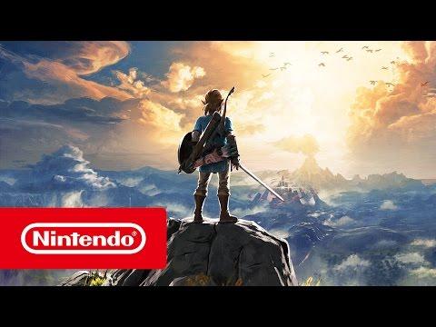 The Legend of Zelda: Breath of the Wild - Trailer Presentazione Nintendo Switch