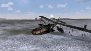 Rise of Flight Epic Crashes and Fails 5