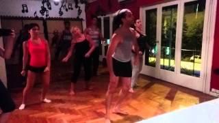 Danzas Afrocubanas - Yemaya 2