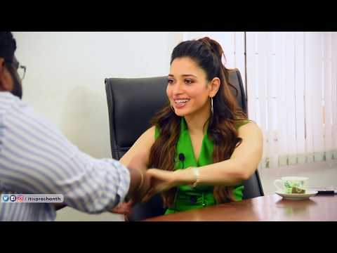""""""" I want to do web series!"""" Heart to Heart with Devi Tamanna !"""