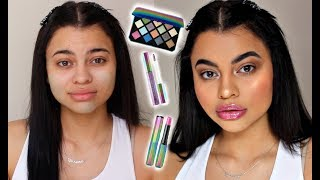 GRWM: NEW FENTY BEAUTY GALAXY COLLECTION (HONEST REVIEW) thumbnail