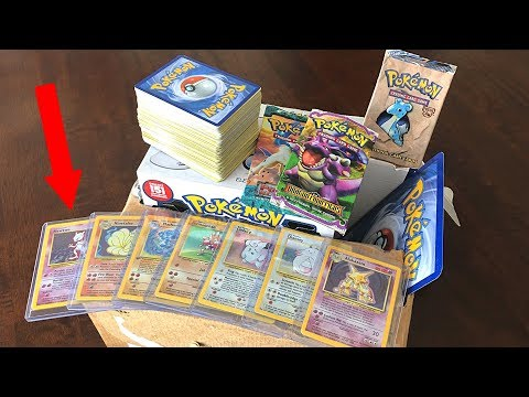 UNBOXING A $200 POKEMON CARDS MYSTERY BOX