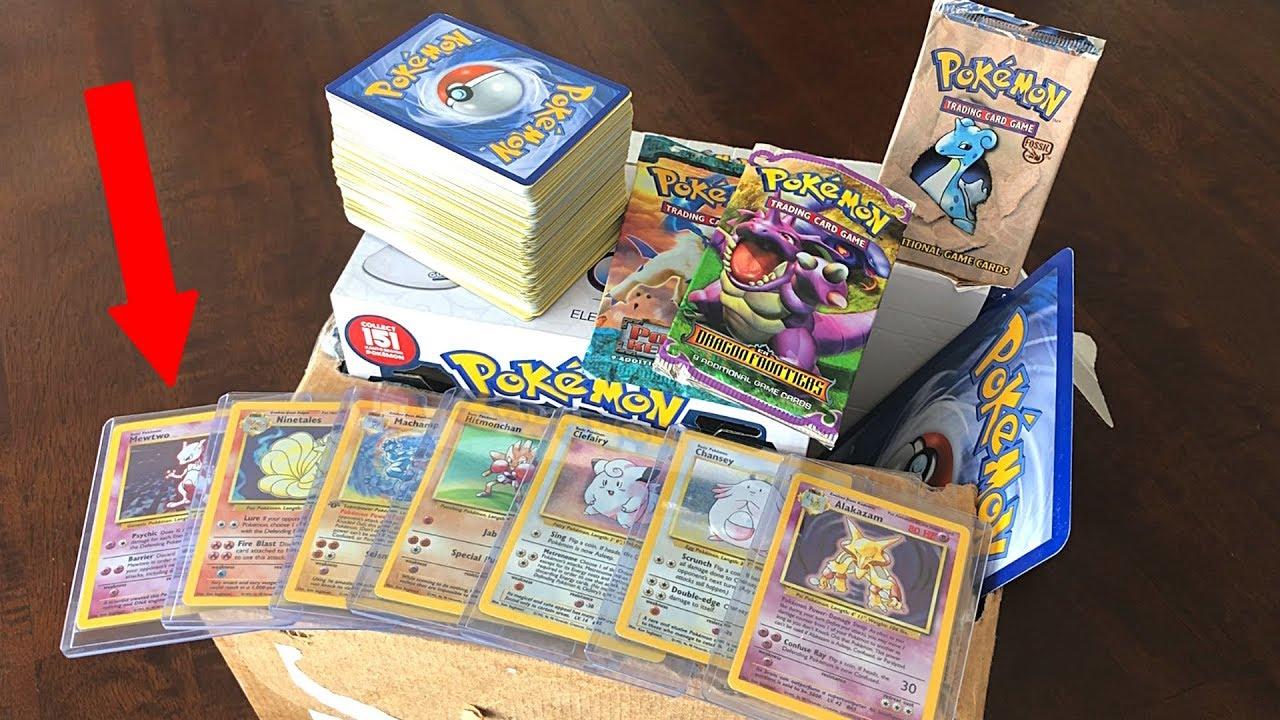 NEW !!! POKEMON MEGA MYSTERY POWER BOX OPENING - YouTube |Pokemon Mystery Box