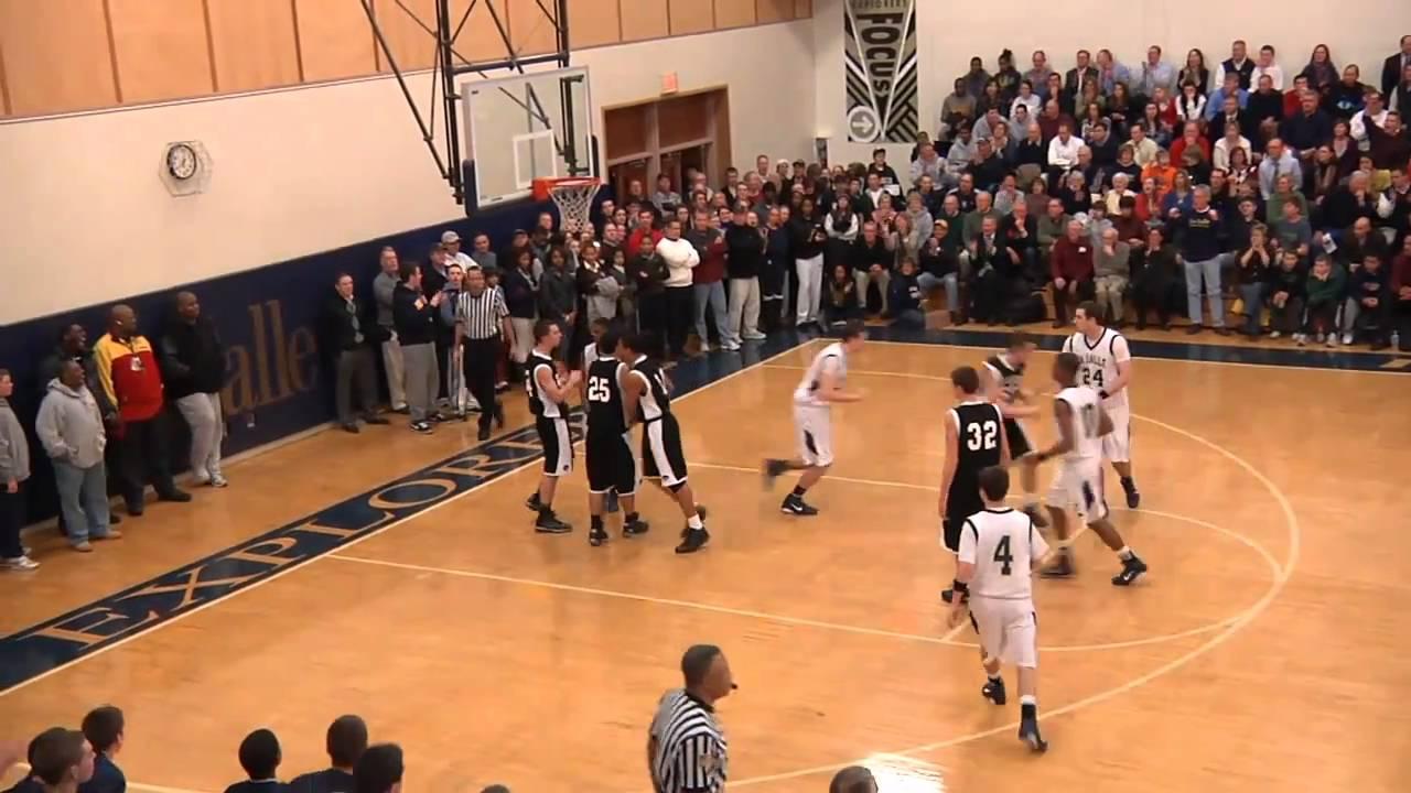 Saint Josephs College >> 2011 PCL Basketball: Saint Joseph's Prep vs La Salle ...