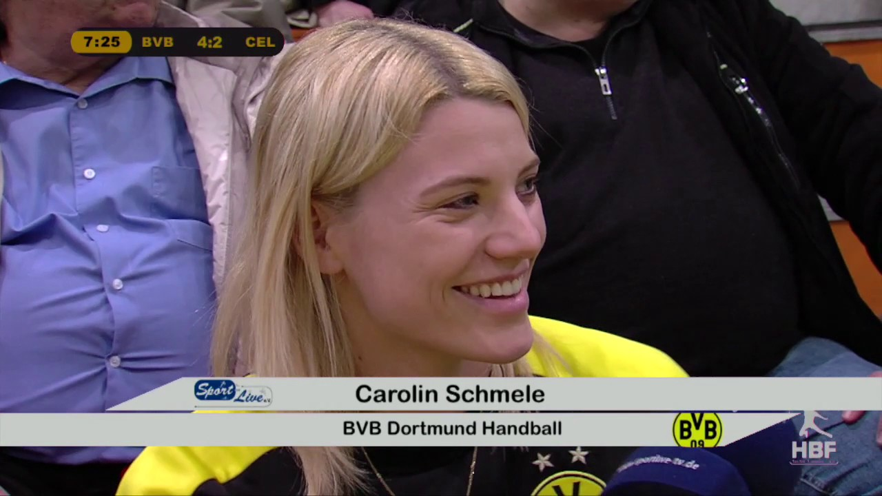 Damen Handball Bundesliga: Bor. Dortmund - SVG Celle 04.02.17