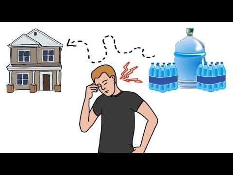 Premium 5 Gallon Bottled Water Delivery Service - Acme Water World Mishawaka