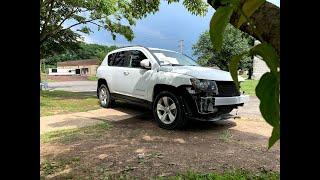 Авто из США по цене айфона (iPhone) 1500$ - да это возможно . 2014 Jeep Compass.