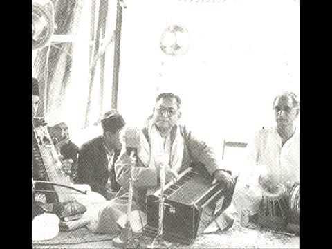 Bhairavi Thumri  Raske Bhare Tore Nain by Ustad Barkat Ali Khan