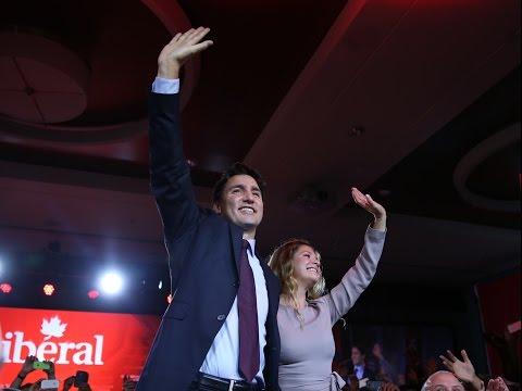 Victory Speech - Election Night • Discours de la victoire – Soirée électorale