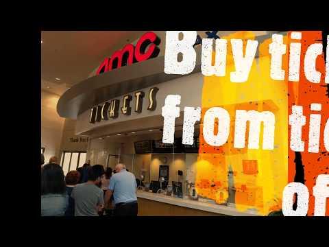 AMC Santa Anita 16 Westfield Arcadia Mall Movie Theater LA Fun Place To Go CA 亞凱迪亞百貨公司AMC電影院