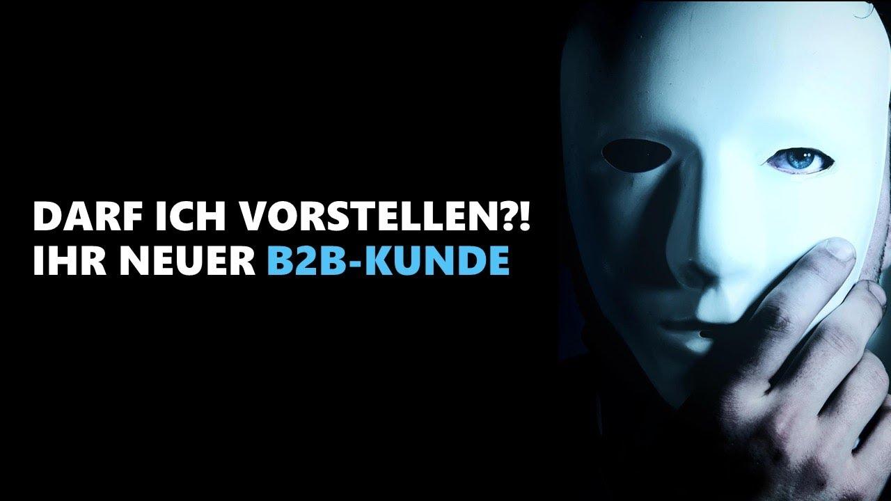 WEBINAR Der neue B2B Kunde