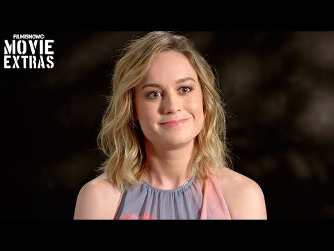 The Glass Castle | On-set visit with Brie Larson 'Jeannette'