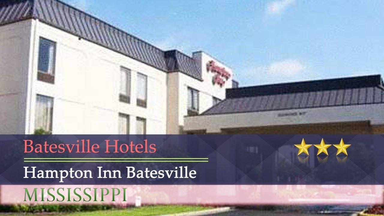 Hampton Inn Batesville Hotels Mississippi