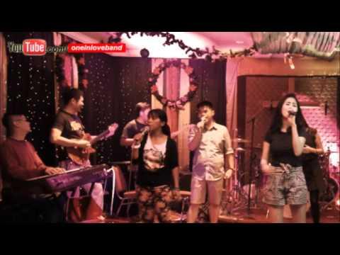 Gita Surga Bergema - One in Love's Christmas Rehearsal Dec 2015