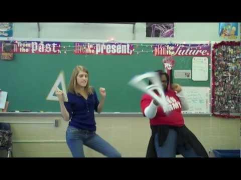 Gettin' Triggy Wit It (WSHS Math Rap Song)
