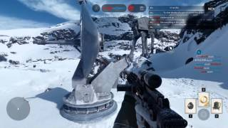 Star Wars Battlefront Beta WalkerAssault