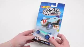 Hotwheels speedwinders play & review