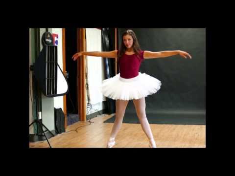 Ballet Photography Session: Payton