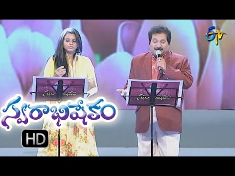 Kushi Kushiga  Song | Pranavi & Manoo Performance | Swarabhishekam | 9th Oct 2016 | ETV Telugu
