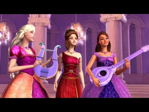 Barbie Girl Movies ✰ Barbie and the Diamond Castle 2015 Barbie Cartoons for Children