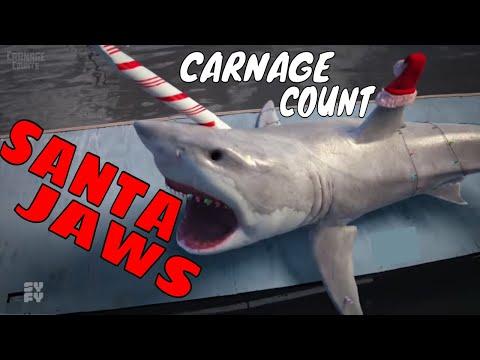 Santa Jaws trailer