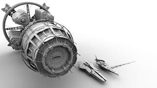 Elite Dangerous 2.2 Ship Scale Video