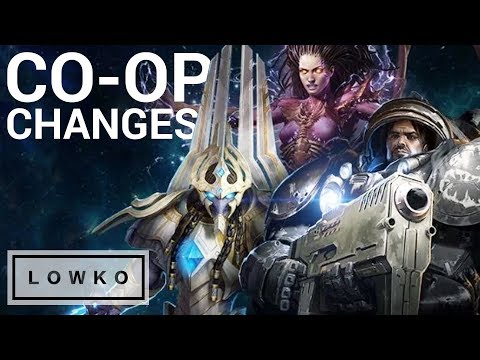 StarCraft 2: NEW Co-op Strategies!