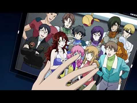 Gundam 00 Music Video - Ash Like Snow