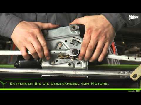 Wischergestänge Wischermotor Gestänge Scheibenwischer vorne Suzuki Swift III 05