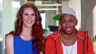 Their First 100 Subscribers (ft. Swoozie & Cassandra Bankson) thumbnail