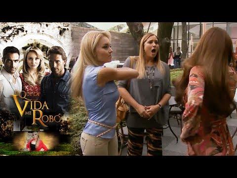 Montserrat pone en su lugar a María  | Lo que la vida me robó - Televisa