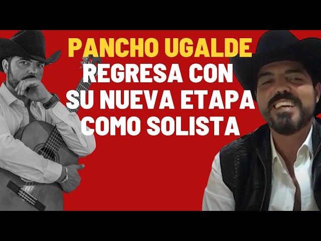 Entrevista a Pancho Ugalde vuelve a la música con canción de Joan Sebastian - El Aviso Magazine