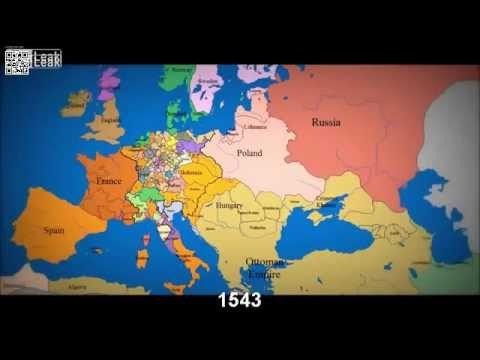 1000 ans d'histoire européenne