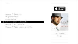 TARKAN - Start The Fire Fat Tony Crew vs. Eniac Mix (Official Audio)