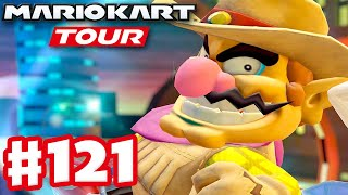 Mario vs. Luigi Tour 100% Complete! - Mario Kart Tour - Gameplay Part 121 (iOS)