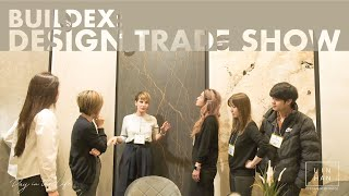 溫哥華國際建材展2020 | Day in the Life of an Interior Designer: Buildex