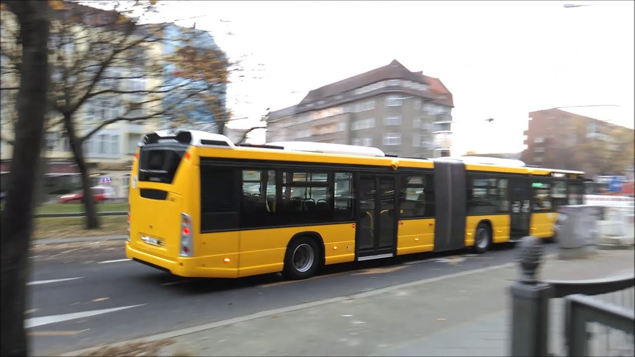 neuer bus f r berlin bvg 2014 2015 erlk nig top secret youtube. Black Bedroom Furniture Sets. Home Design Ideas