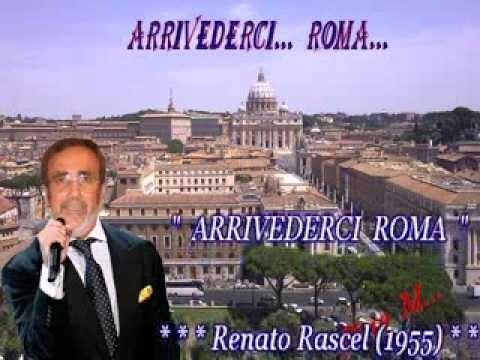 Arrivederci Roma (Lyrics)