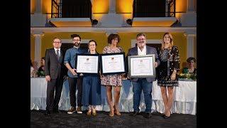 Centro León. Premiación 27 Concurso de Arte Eduardo León Jimenes