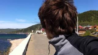 Байкал. Сольный трекинг от Слюдянки до Листвянки (110км). Листвянка