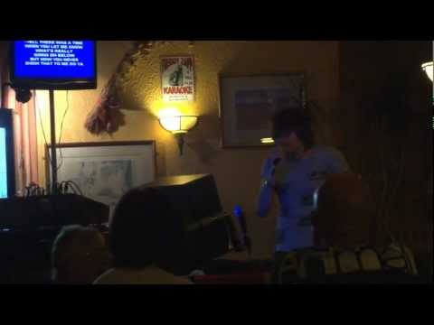 CRAIG WELLS - Hallelujah (Jeff Buckley Cover) Live @ The Sheaf Of Wheat Karaoke, St.Ives
