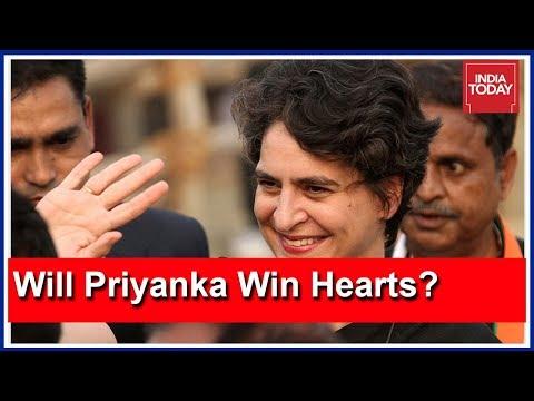 Will Priyanka Gandhi's Charisma Win Over Uttar Pradesh Voters? | Lucknow Roadshow